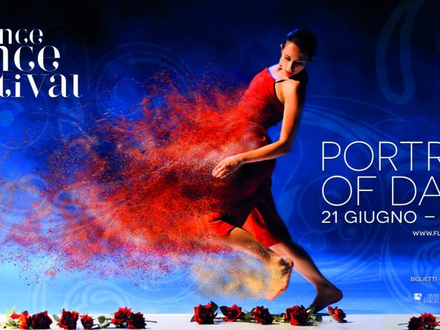 """Portraits of Dance"", Florence Dance Festival 2016"