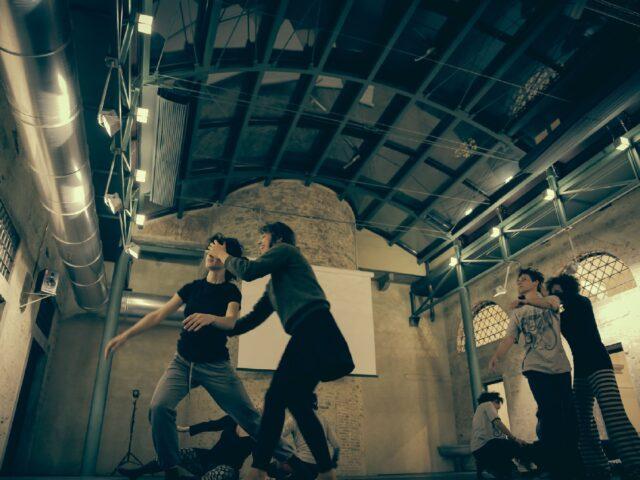 Fabbrica Europa 2015: Sharing Training, progetto danza