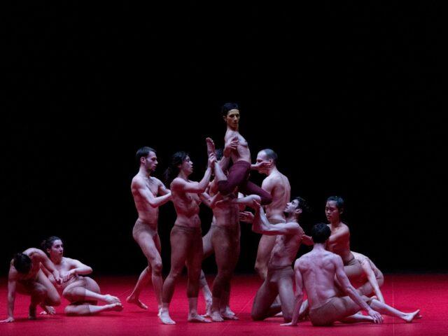"""CANGO 2015, """"Umano_Cantieri internazionali sui linguaggi del corpo e della danza"""""""