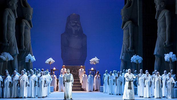 L'Aida al Teatro Regio<br>A Torino si comincia dall'Egitto