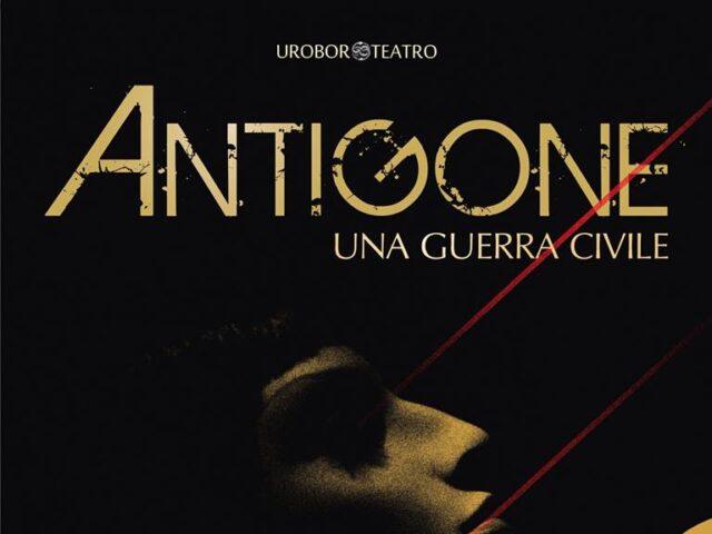 """Mirko Di Martino, Titti Nuzzolese e Luca Di Tommaso: autore ed interpreti di """"Antigone 45"""""""