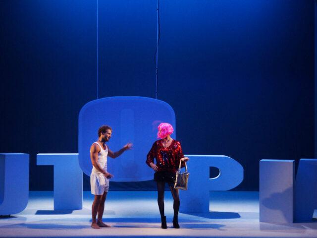 """""""Aristofane #Utopia"""": giovani attori per giovani spettatori"""