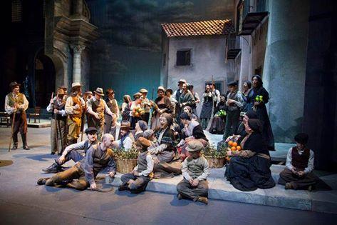 """""""La luce nel tempo"""" e """"Cavalleria rusticana"""" al Teatro dell'Opera di Firenze"""