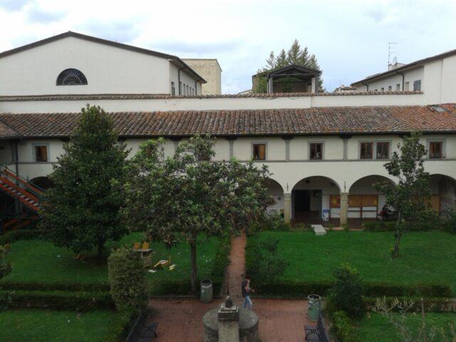 """""""Nel Chiostro delle Geometrie"""": una settimana negli spazi del fiorentino convento di Santa Verdiana"""