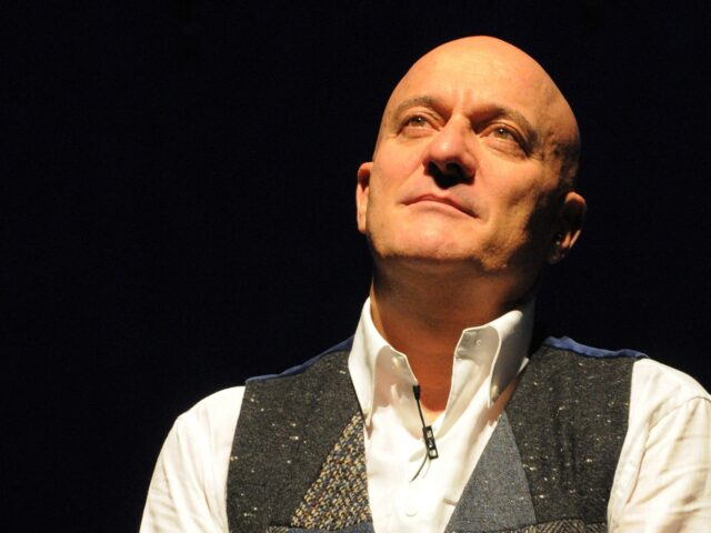 "Claudio Bisio in ""Father and son"""