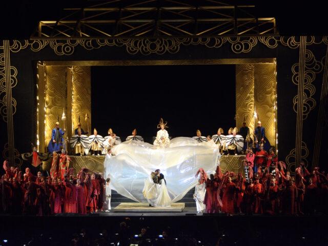 """La favola di """"Turandot"""" a Torre del lago per la regia di Angelo Bertini"""