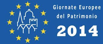 Nuova edizione delle Giornate Europee del Patrimonio 2014.