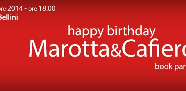 """""""Made in Scampia"""", Marotta&Cafiero festeggia il primo anno a Napoli"""