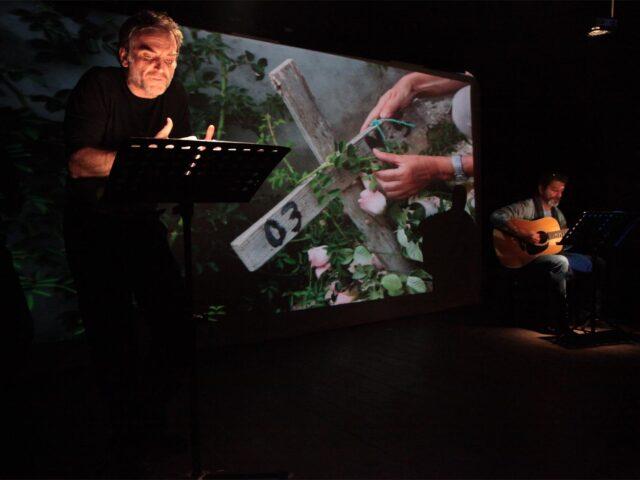 Il viaggio-naufragio di Sola Andata nel teatro civile di Antonello Cossia