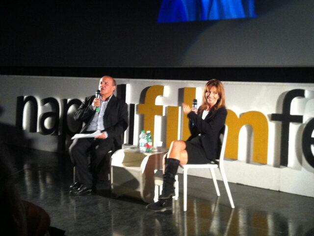Giuliana De Sio al Napoli Film Festival