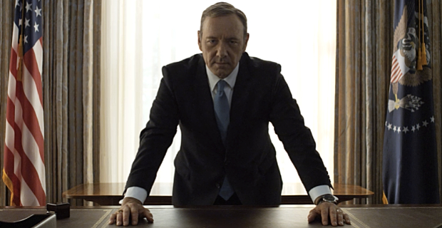 """""""House of cards- gli intrighi del potere"""": tornano i coniugi Underwood e con loro nuovi registi e nuovi protagonisti"""