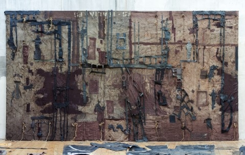 Napoli: un tuffo nel passato con le opere di Luca Pignatelli, esposte nel Museo di Capodimonte.