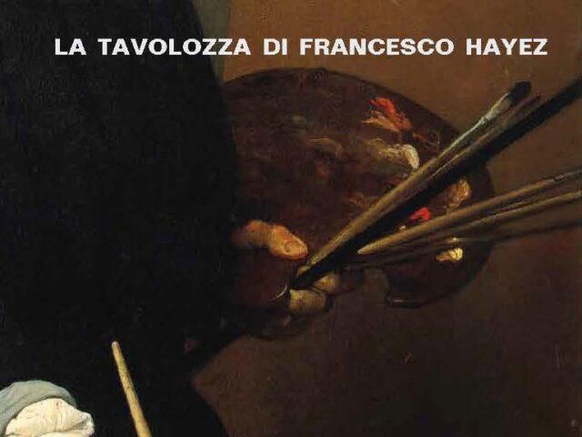 """""""La tavolozza di Francesco Hayez"""", presentazione a Como"""