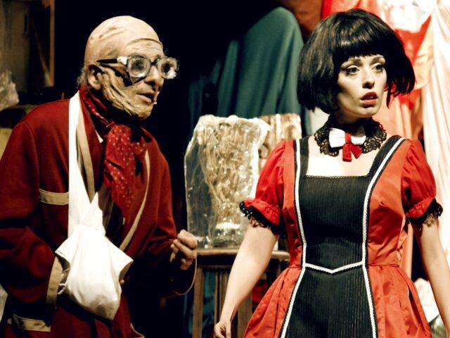 Teatro di Rifredi: ultimi appuntamenti con Alessandro Riccio
