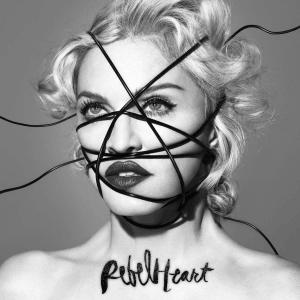 """Madonna : dal 9 marzo il nuovo album """"Rebel heart"""""""