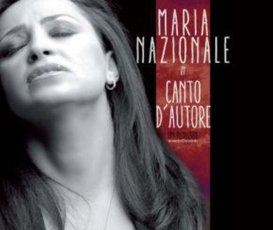 Canto D'Autore: il viaggio in musica e versi di Maria Nazionale.