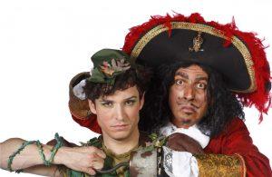 Un nuovo Peter Pan e il suo fantasioso regista