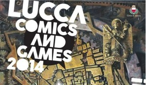 """""""Lucca Comics and Games 2014"""", presentata la nuova edizione"""