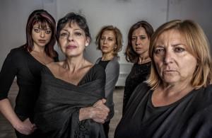 """NTFI 2015 – """"Rituccia"""": piccole donne di Eduardo crescono."""