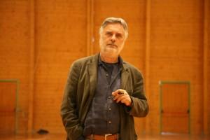 Roberto  Bacci, anima della fondazione Pontedera Teatro