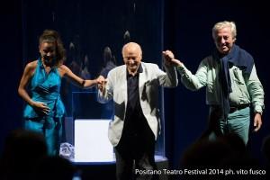 Positano Teatro Festival – Grandi emozioni alla serata inaugurale