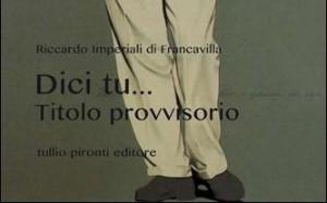 """""""Dici Tu.. Titolo Provvisorio"""", presentazione del libro a Capri"""