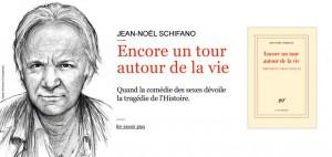 """""""ENCORE UN TOUR AUTOUR DE LA VIE – CHRONIQUES NAPOLITAINES III"""", l'ultimo libro di Jean Noël Schifano"""