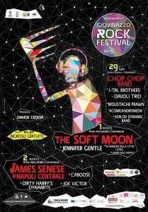 Giovinazzo Rock Festival: tre serate dedicate alla musica rock nazionale e internazionale