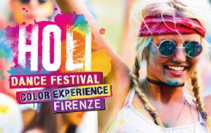Holi Dance Festival a Firenze