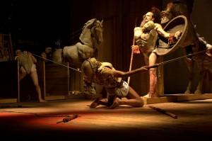 """""""Iliade"""" del Teatro del Carretto in scena al Teatro Verdi di Pisa"""