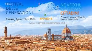 Ritorna a Firenze la seconda edizione del Festival delle Generazioni, né vecchi, né giovani: cittadini