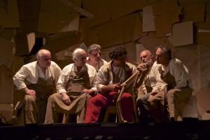 """""""Ubu Re"""" al Teatro del Carcere di Sollicciano"""