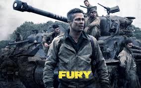 """""""Fury"""": gli eroi della guerra trasformati in leggende nel nuovo film del regista David Ayer."""