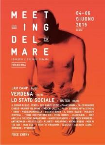 I Verdena e Lo Stato Sociale al Meeting del Mare 2015