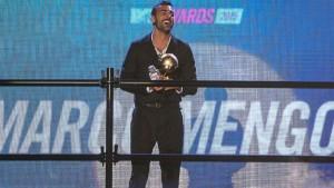 Mtv Music Awards 2015, Marco Mengoni vince tre premi