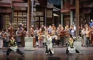 """""""Il ragazzo del risciò"""": prima opera cinese sui palcoscenici italiani"""