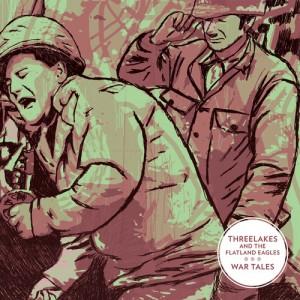 """""""War Tales"""" l'esordio folk di Threelakes"""