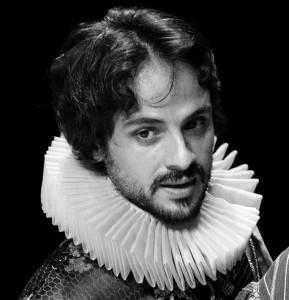 A Roma Maximilian Nisi festeggia Shakespeare con amore